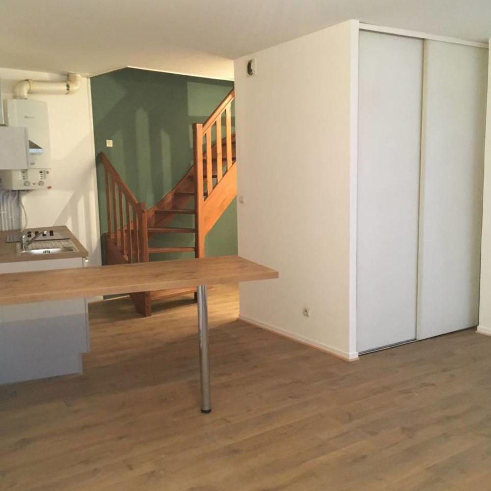 location Appartement - 2 pièce(s) - 60 m² Saint-Étienne (42000)