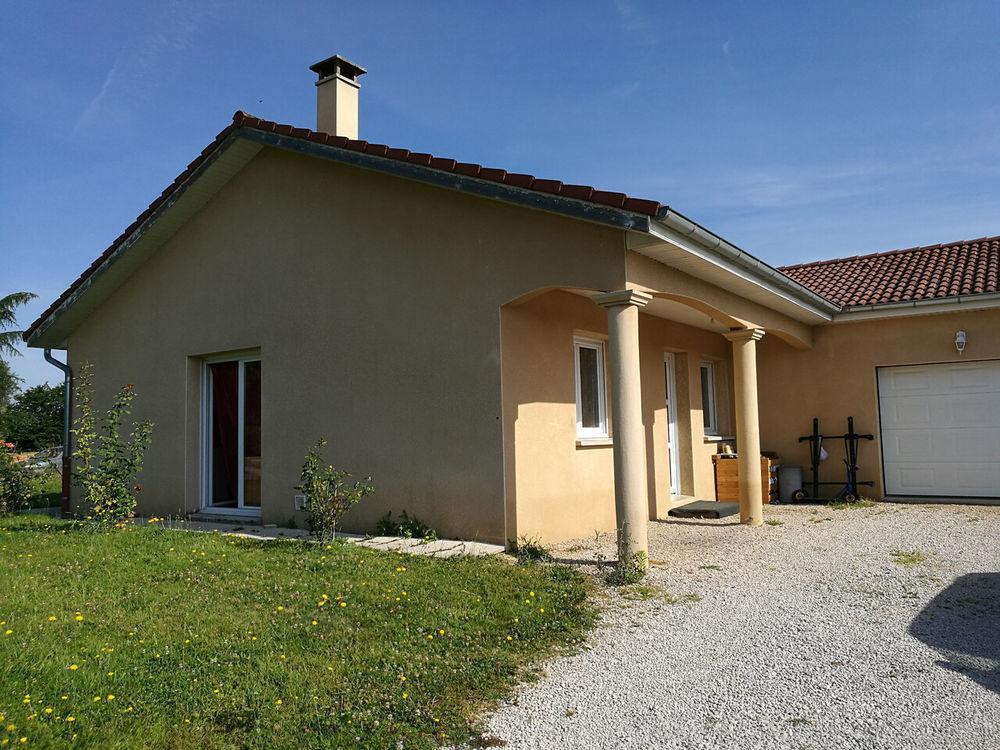 location Maison - 4 pièce(s) - 96 m² Dommartin-lès-Cuiseaux (71480)