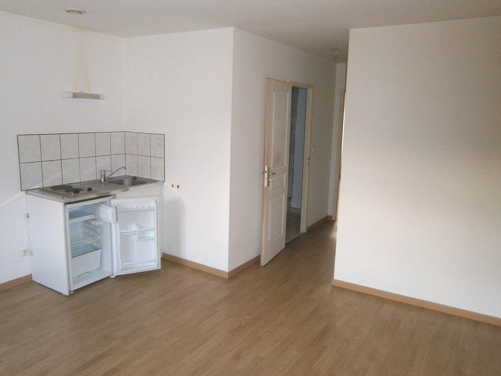 location Appartement - 2 pièce(s) - 36 m² Neufchâteau (88300)
