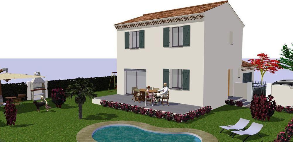 vente Maison - 4 pièce(s) - 87 m² Avignon (84000)