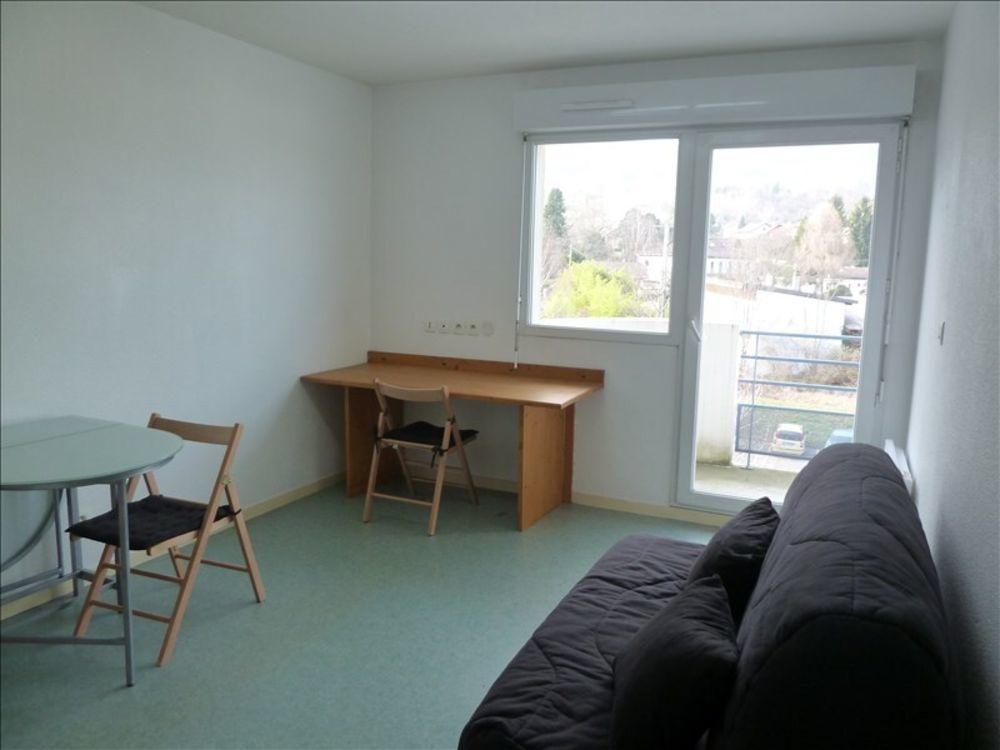 location Appartement - 1 pièce(s) - 18 m² Le Bourget-du-Lac (73370)