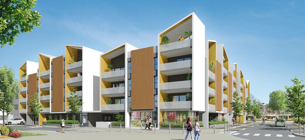 location Appartement - 3 pièce(s) - 60 m² Saint-Jean-de-Védas (34430)