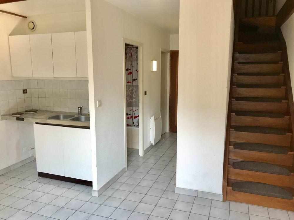 location Appartement - 2 pièce(s) - 29 m² Cluses (74300)