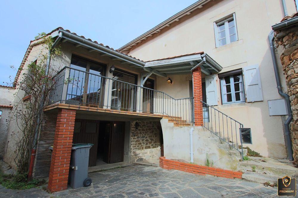 vente Maison - 4 pièce(s) - 100 m² Lézigneux (42600)