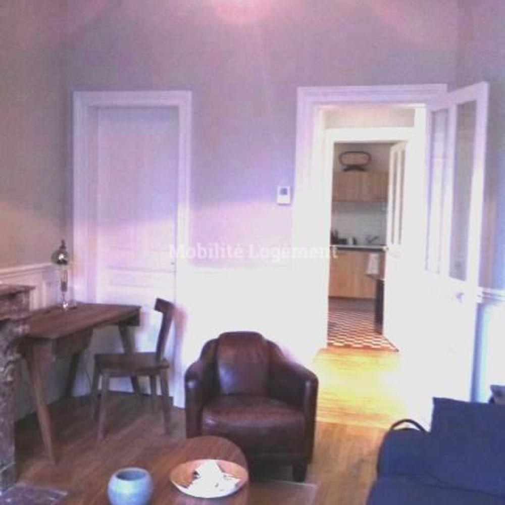 location Appartement - 2 pièce(s) - 52 m² Reims (51100)