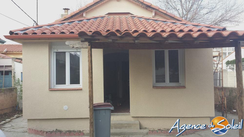location Maison - 3 pièce(s) - 40 m² Canet Plage (66140)