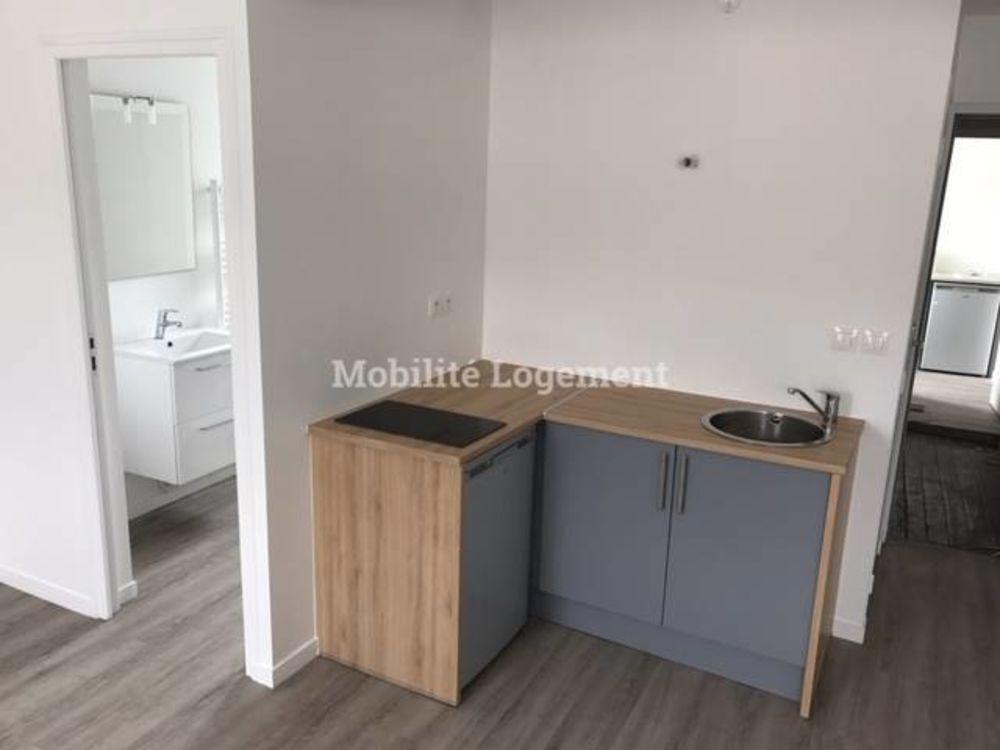 location Appartement - 2 pièce(s) - 39 m² Le Havre (76600)