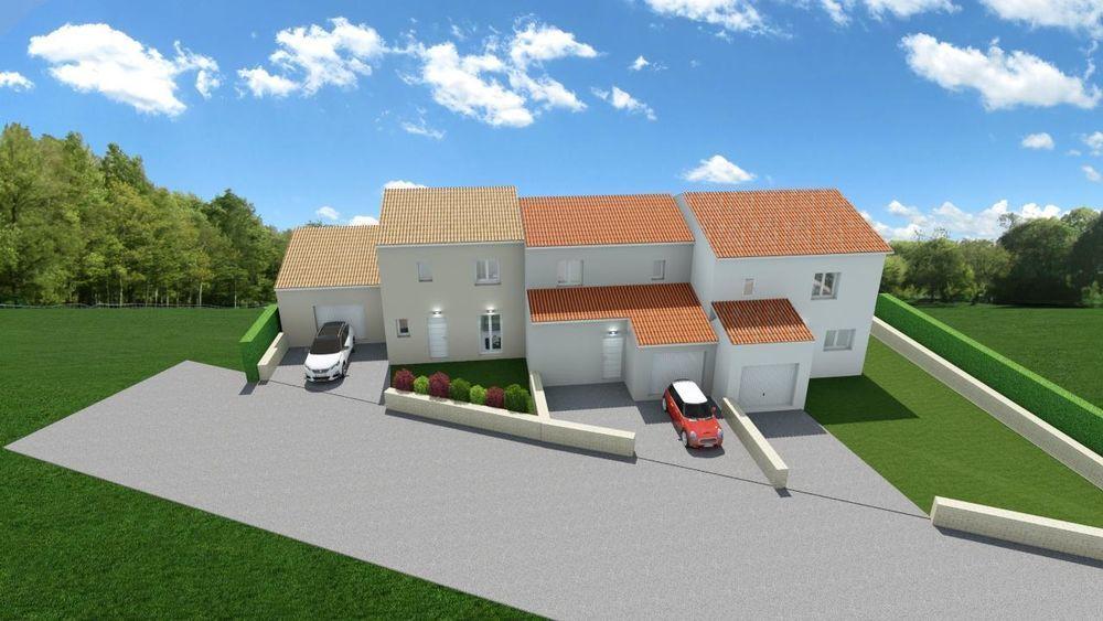 vente Maison - 4 pièce(s) - 84 m² Montbrison (42600)