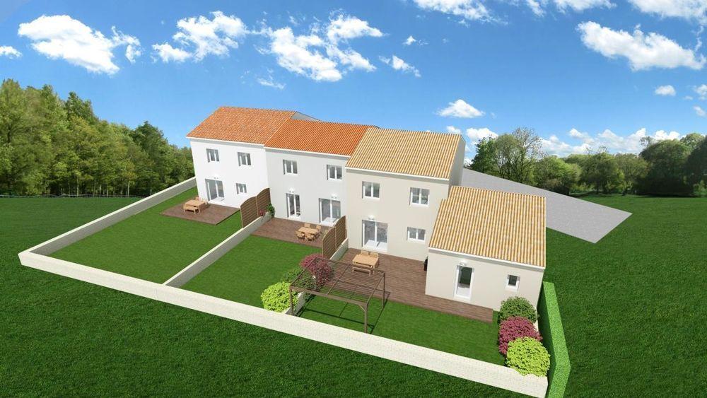 vente Maison - 5 pièce(s) - 103 m² Montbrison (42600)