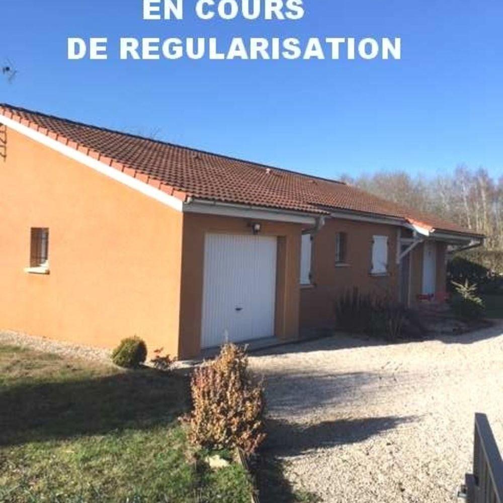 vente Maison - 5 pièce(s) - 100 m² Simandre (71290)