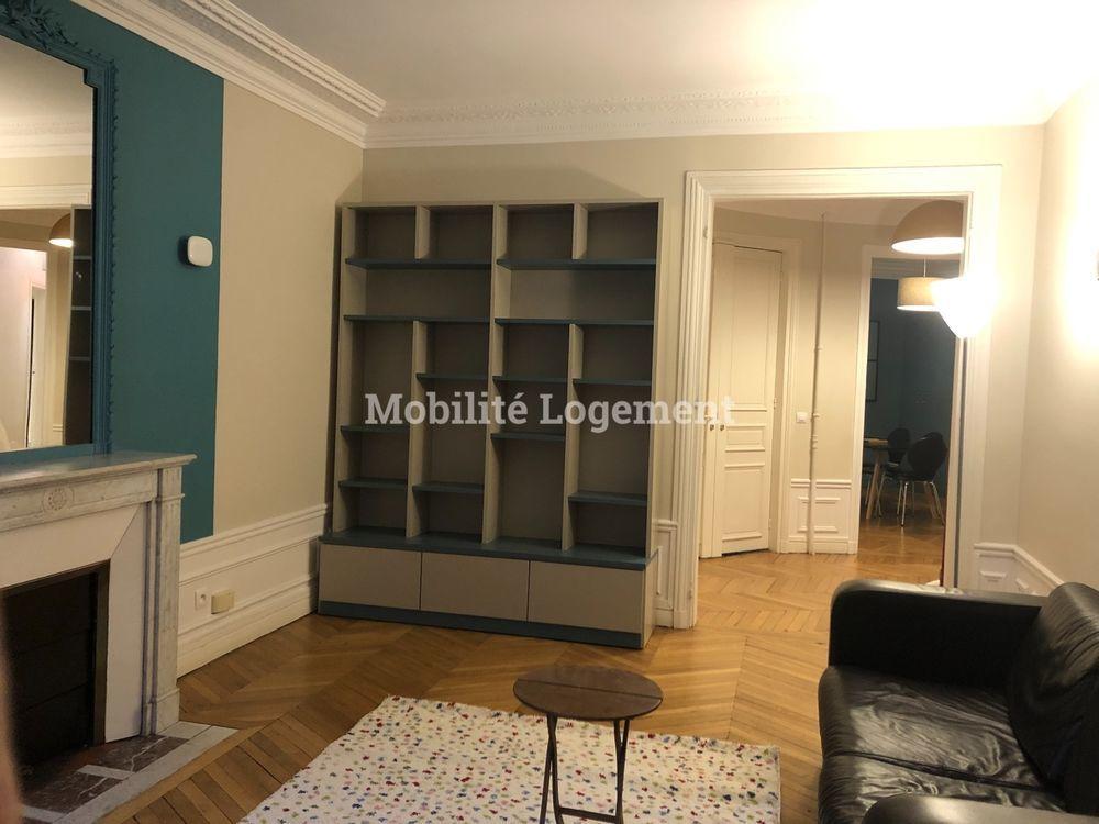 location Appartement - 4 pièce(s) - 100 m² Paris 6