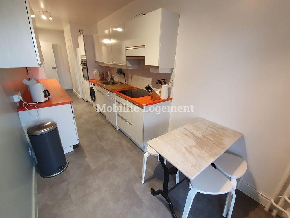 location Appartement - 4 pièce(s) - 98 m² Paris 14