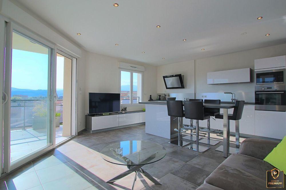 vente Appartement - 3 pièce(s) - 69 m² Le Péage-de-Roussillon (38550)