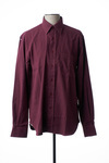 Chemise manches longues homme Jl Sport rouge taille : M 41 FR (FR)