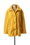 Manteau court femme Rino & Pelle jaune taille : 40 59 FR (FR)