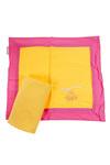Parure de lit enfant Les Bebettes jaune taille : TU 11 FR (FR)
