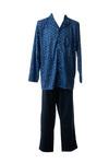 Pyjama homme Hajo bleu taille : 46 31 France (FR)