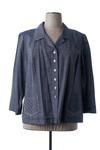 Veste casual femme Gevana gris taille : 52 102 FR (FR)