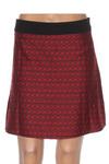 Jupe courte femme Bamboo's rouge taille : 42 14 FR (FR)