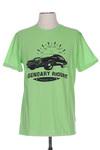 T-shirt manches courtes homme Unico vert taille : XXL 15 FR (FR)