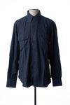 Chemise manches longues homme Jl Sport bleu taille : M 41 FR (FR)