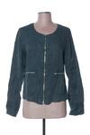 Veste casual femme La Fee Maraboutee vert taille : 36 33 FR (FR)