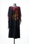 Robe mi-longue femme Fuegolita noir taille : 46 119 France (FR)