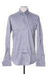Chemise manches longues homme Authentique gris taille : M 20 FR (FR)