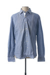 Chemise manches longues homme Xacus bleu taille : L 69 France (FR)