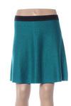 Jupe courte femme Benetton bleu taille : 34 17 FR (FR)