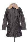 Manteau long femme Rwd bleu taille : 36 24 FR (FR)