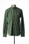 Chemise manches longues homme Serge Blanco vert taille : M 55 FR (FR)