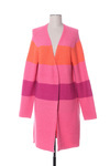 Gilet manches longues femme Ciso rose taille : 44 44 FR (FR)