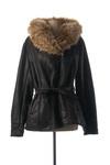 Manteau court femme C.Missaro noir taille : 38 107 FR (FR)