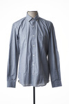 Chemise manches longues homme Serge Blanco gris taille : L 47 FR (FR)