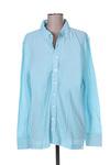 Chemise manches longues homme Firenze bleu taille : XXL 15 FR (FR)