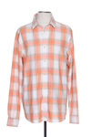 Chemise manches longues homme Scotch & Soda orange taille : L 54 FR (FR)
