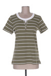 T-shirt manches courtes femme M.X.O vert taille : 38 18 FR (FR)