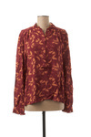 Blouse manches longues femme See U Soon rouge taille : 42 32 FR (FR)