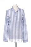 Chemise manches longues homme Dstrezzed bleu taille : S 39 FR (FR)