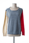 Pull col rond femme Armani gris taille : 40 87 FR (FR)
