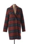Manteau long femme Rino & Pelle orange taille : 38 70 FR (FR)