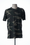 T-shirt manches courtes homme Kaporal vert taille : M 17 FR (FR)