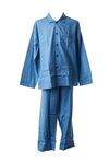 Pyjama homme Elian bleu taille : 48 19 FR (FR)