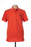 Polo manches courtes homme Camberabero orange taille : L 29 France (FR)