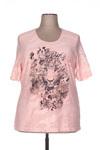 T-shirt manches courtes femme Gerry Weber orange taille : 36 14 FR (FR)
