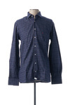 Chemise manches longues homme Chatel bleu taille : S 44 FR (FR)