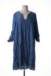 Robe longue femme New Collection bleu taille : 44 22 FR (FR)