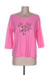 T-shirt manches longues femme Thalassa rose taille : 44 20 FR (FR)