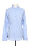 Chemise manches longues homme Dstrezzed bleu taille : M 23 FR (FR)